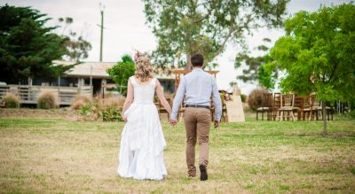 Ivybrook Farm located at Maslin Beach on the Fleurieu Peninsula is a rustic barn wedding venue with so much to offer couples