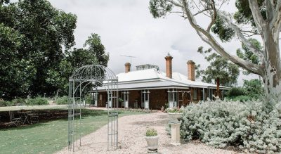 Woodburn Historic Homestead, Fleurieu Peninsula Wedding Venue, Langhorne Creek Farm property now offering weddings.