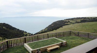 Dudley Wines, Kangaroo Island, Weddings, Events, Rustic Farm, Waterfront Views, Modern events space, island wedding