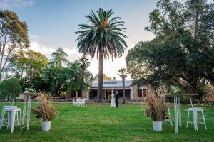 Bungala House, Yankalilla, Fleurieu Peninsula. A coastal country mansion offered for weddings and events.