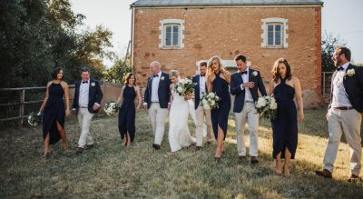 Koonowla Wines, historic winery wedding venue in SA's Clare Valley