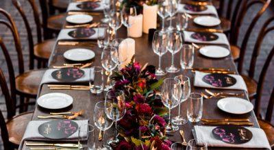 Lloyd Brothers McLaren Vale modern winery wedding reception