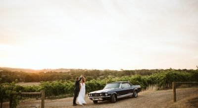 Lloyd Brothers McLaren Vale modern winery wedding reception