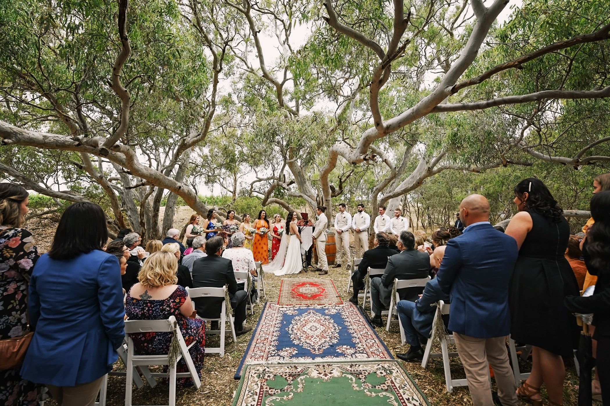 Werner Vineyards, flexible Willunga Wedding Venue in the heart of the Fleurieu Peninsula offering byo beverages and catering
