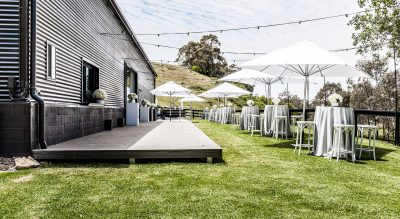 Spoehr Creek, Adelaide Hills Wedding Venue just 30 minutes from the Adelaide CBD now offering luxury private events