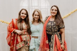 Real Wedding Blog, Paige and Raven. Three day Indian Wedfestival hosted at their home, Adelaide Botanic Gardens and the Hotel Richmond over three days.