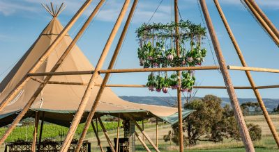 Tipi Lane HQ Our Place, McLaren Vale Fleurieu Peninsula Dry Hire Venue allowing BYO Catering and Beverages