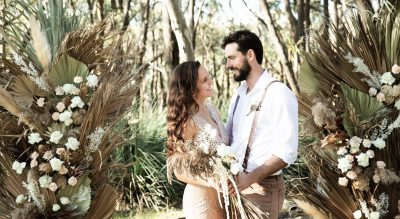 The Farm at Kuitpo, an 80 acre private property in the Fleurieu Peninsula offering complete flexibility for wedding ceremonies, including stunning views, and plenty of space for guests.