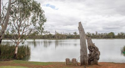 The River Block, complete dry hire wedding venue in the Riverland with luxury accommodation