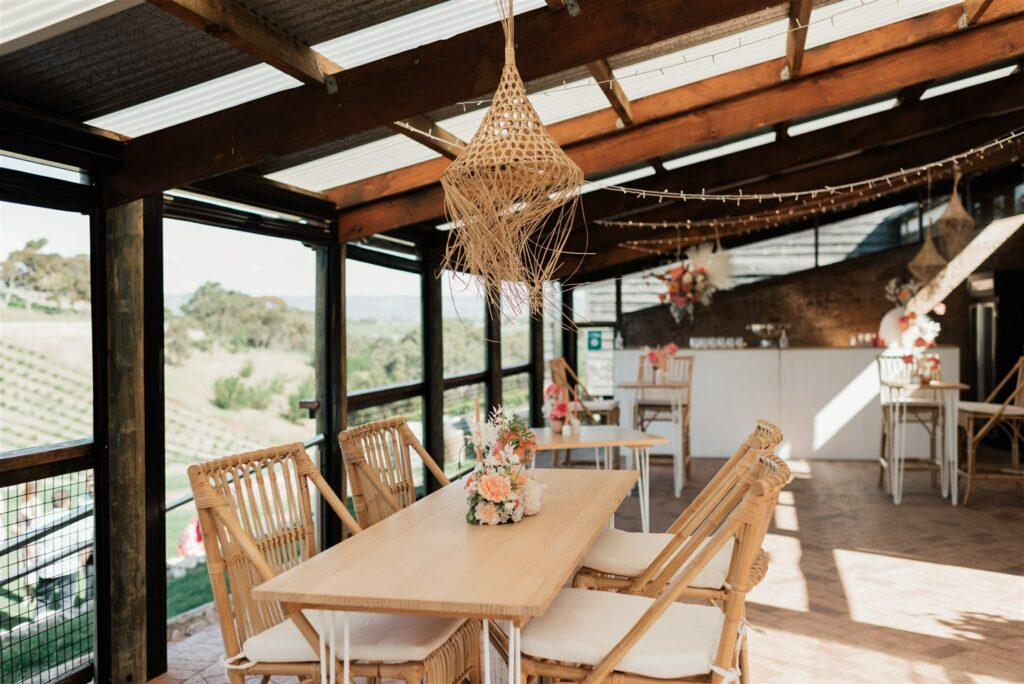 Famed already for its wine, McLaren Vale's Paxton is now offering their beautiful property for weddings and events exclusively through VENYU, with wine packages and flexible catering.